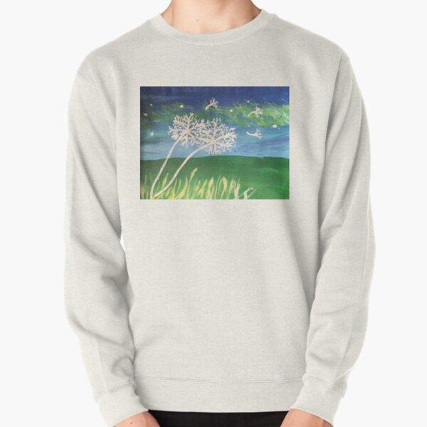 Dandelion Wishes Pullover Sweatshirt
