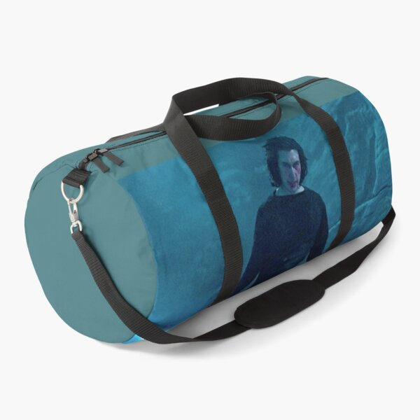 Adam Driver shrug Duffle Bag
