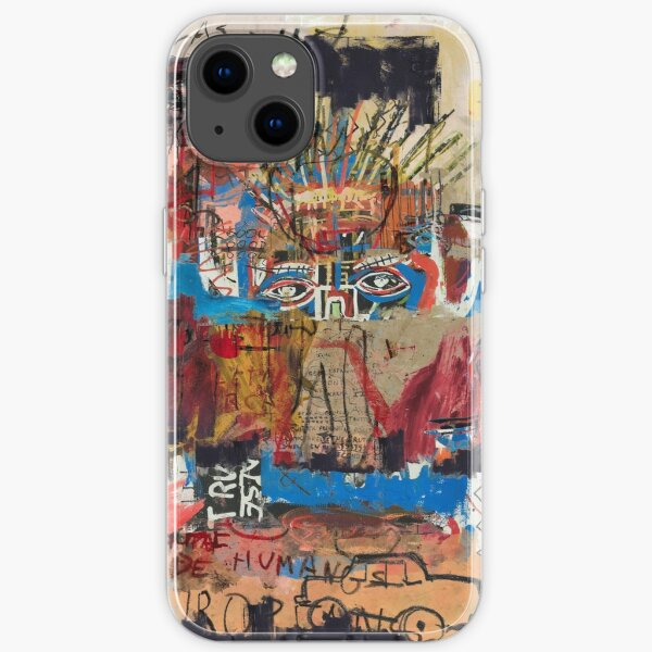 My vision became blurred iPhone Soft Case