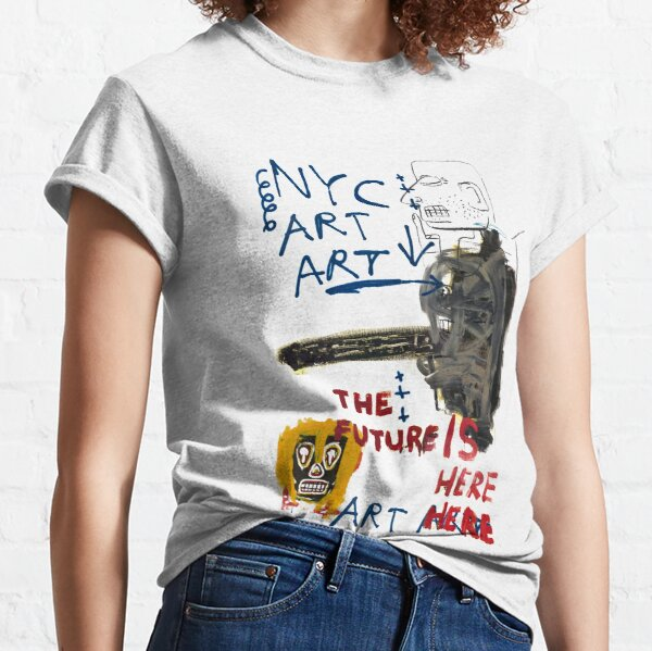 NYC Art Art T-shirt classique