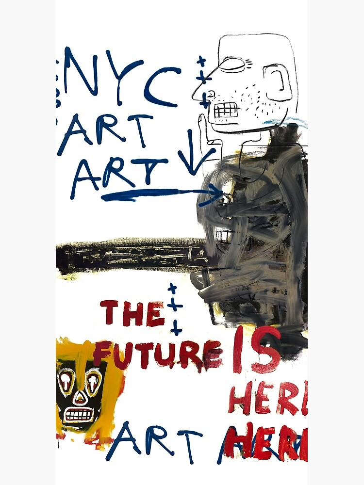 NYC Art Art by pinkpankpunk