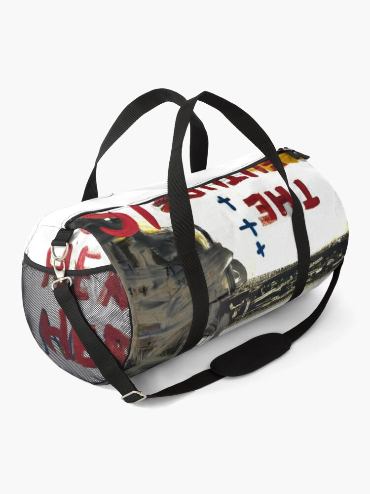 Alternate view of NYC Art Art Duffle Bag