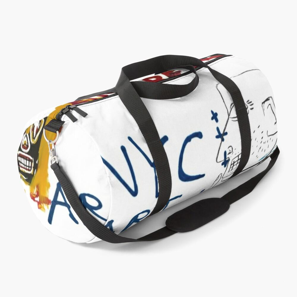 NYC Art Art Duffle Bag