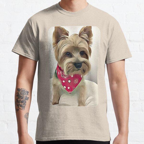 Australian Silky Terrier Classic T-Shirt