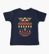 TRIFORCE HOLIDAY Baby Tee