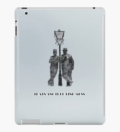 ANOTHER FINE MESS iPAD CASE iPad Case/Skin