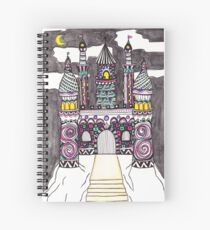 Lily's Castle Spiral Notebook
