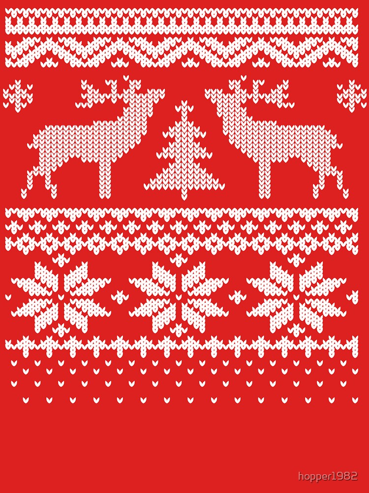 TShirtGifter presents: Ugly Sweater Christmas T Shirt | Unisex T-Shirt