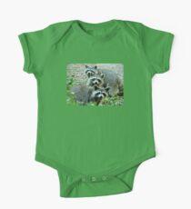 Three Raccoon Kids Clothes