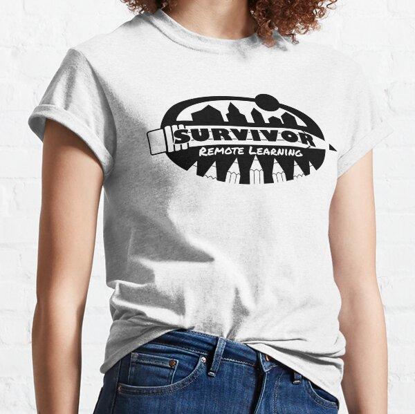 Survivor - Remote Learning 'Survivor' Spoof Classic T-Shirt