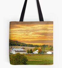 Golden Glow Pike County Farms Tote Bag