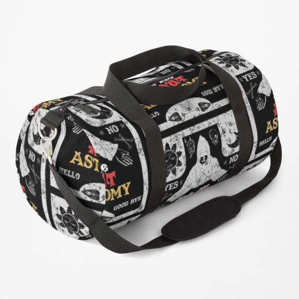 Ask Me About Astronomy - Ouija Duffle Bag
