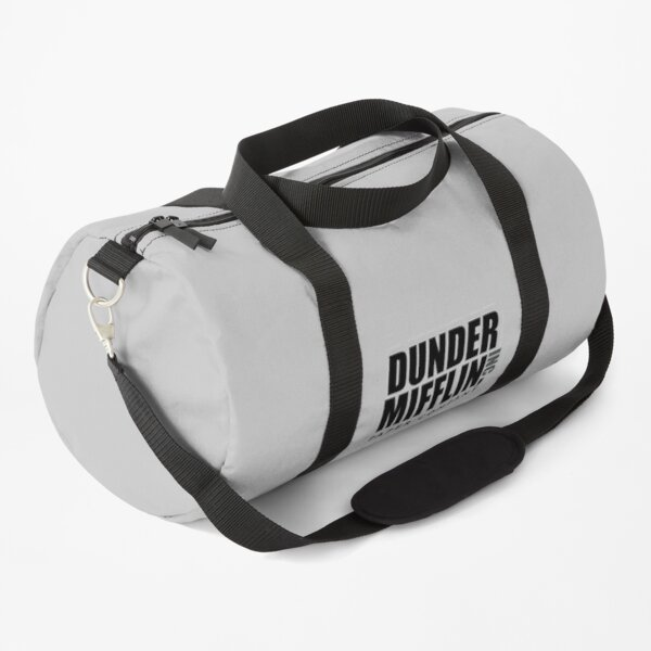 The Dunder Office Mifflin Inc. Design, for Wall Art, Posters, Tshirts, Original Funny Gift Idea, Dwight Best Quote From Duffle Bag