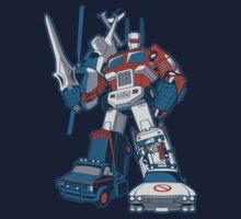 8Dtron | Unisex T-Shirt