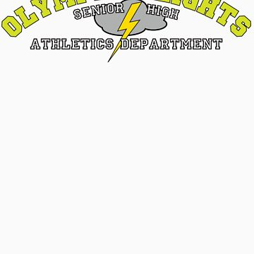 Olympia Heights Athletics (Bright) by matterdeep