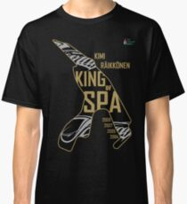 KR - King of Spa, Gold Classic T-Shirt