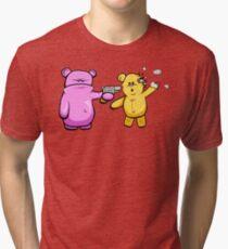 Drop Dead Ted Tri-blend T-Shirt