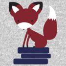 Red Fox by laurenschroer