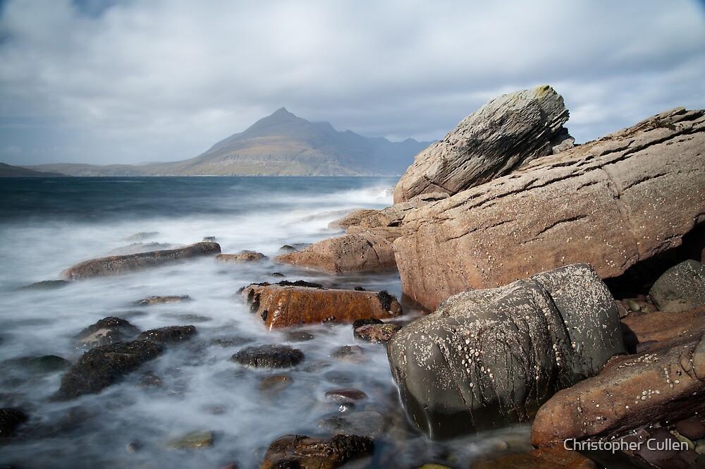 Gars-bheinn from Elgol  / Loch Slapin by Christopher Cullen