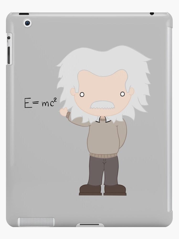 Excuse Me While I Science: Albert Einstein - E=mc² Equation by AlexNoir