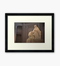 To Err is Human Framed Print