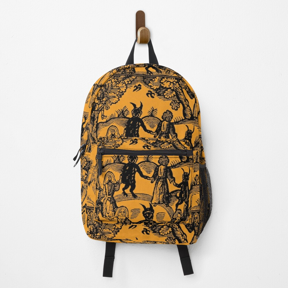 Dance with the Devil  Backpack