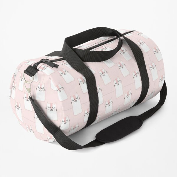 Cats Pattern Duffle Bag