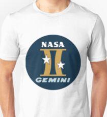 Project Gemini Program Logo Unisex T-Shirt