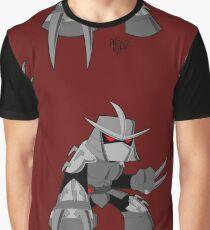 Chibi Shredder (4Kids) Graphic T-Shirt