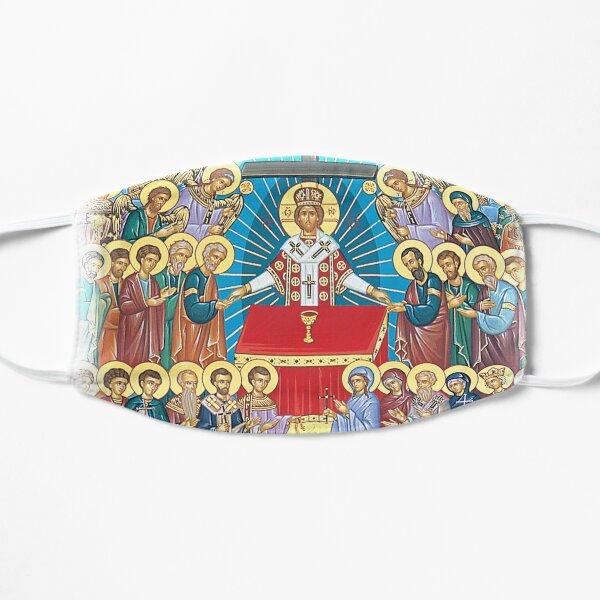 Divine Liturgy Flat Mask