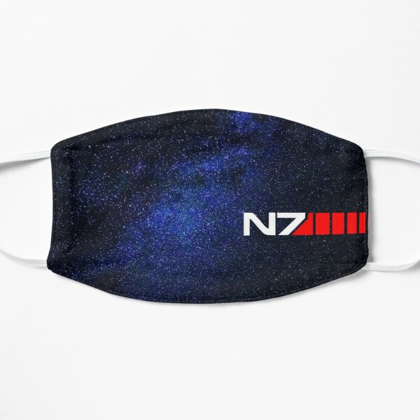 mass effect space background Mask