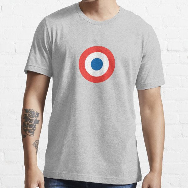 French Insignia Graphic Essential T-Shirt