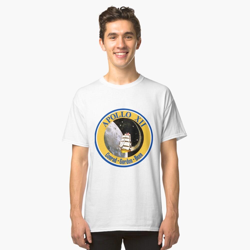 Apollo 12 Mission Logo Classic T-Shirt