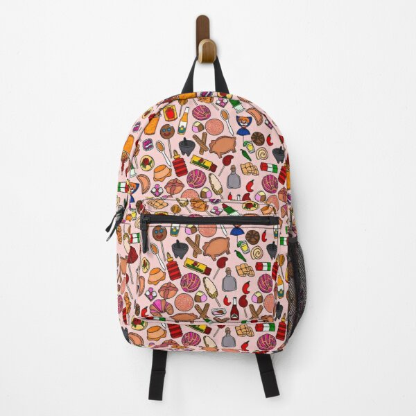 Mexican snacks  Backpack