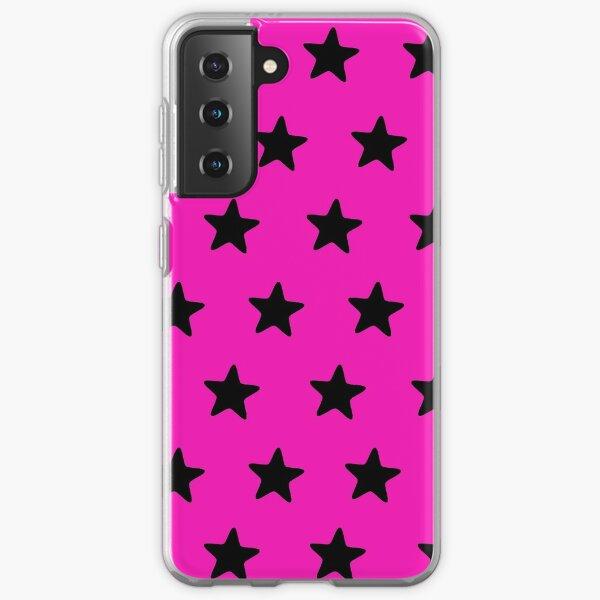 Starry pinksation Samsung Galaxy Soft Case