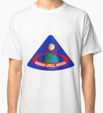 Apollo 8 (1st Lunar Mission) Logo Classic T-Shirt