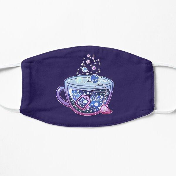 Galaxy Tea Flat Mask