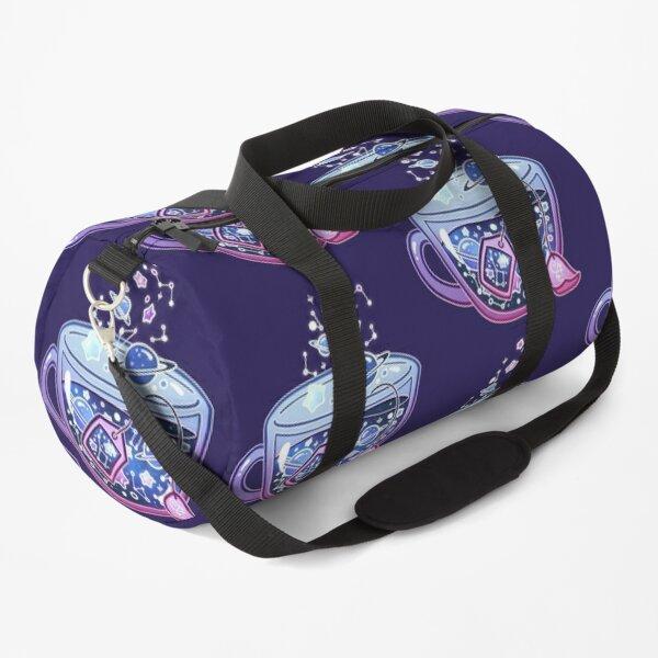 Galaxy Tea Duffle Bag