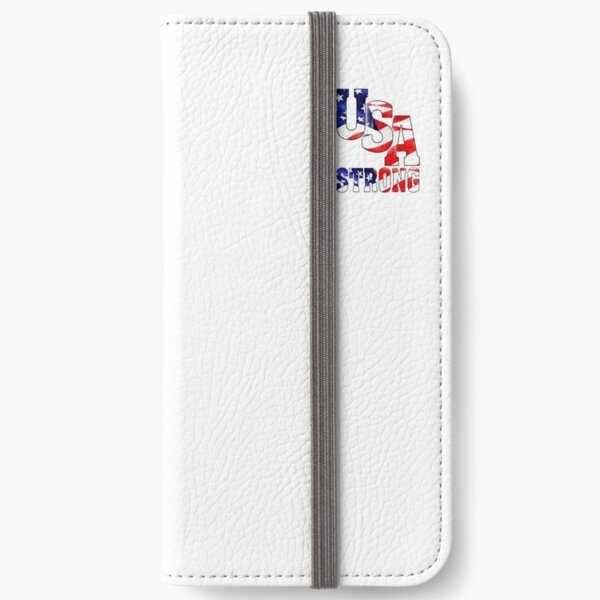 USA STRONG iPhone Wallet