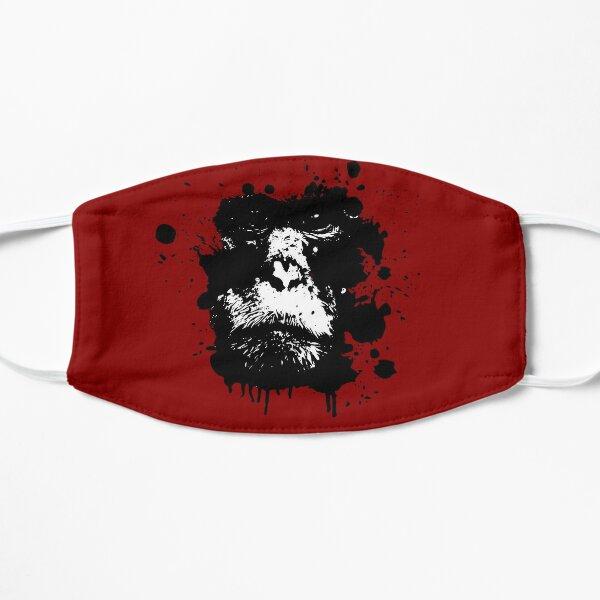 Grunge Monkey Flat Mask