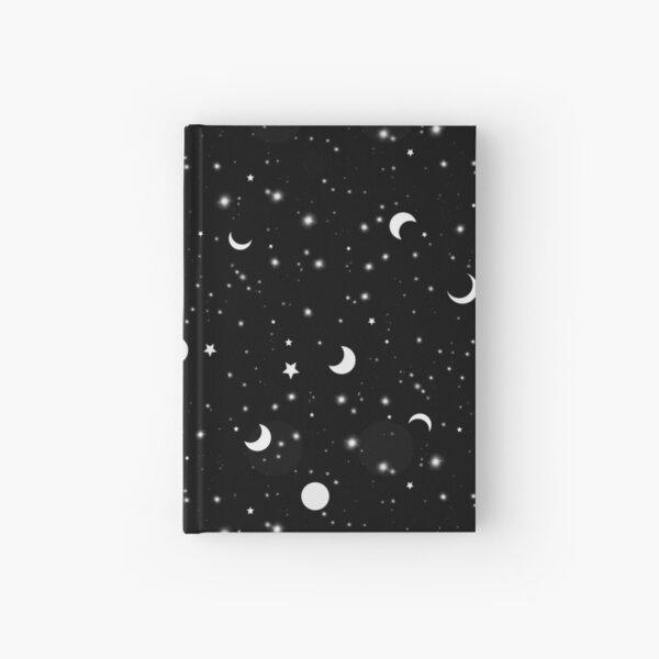 Universo negro Cuaderno de tapa dura
