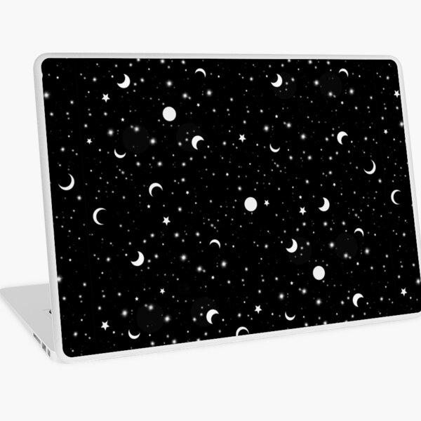 Black Universe Laptop Skin