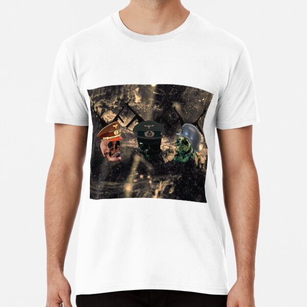 The Hunting of Skull Premium T-Shirt
