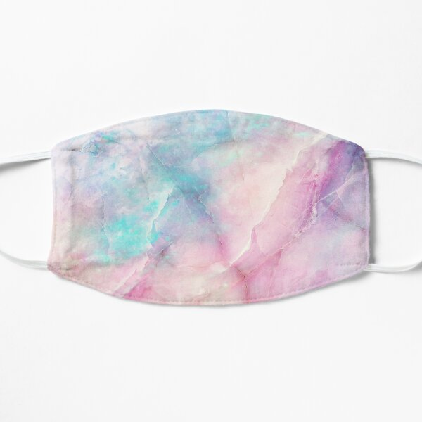 Iridescent Marble Mask