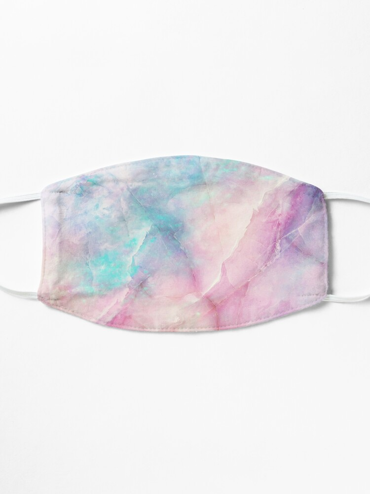 Alternate view of Iridescent Marble Mask