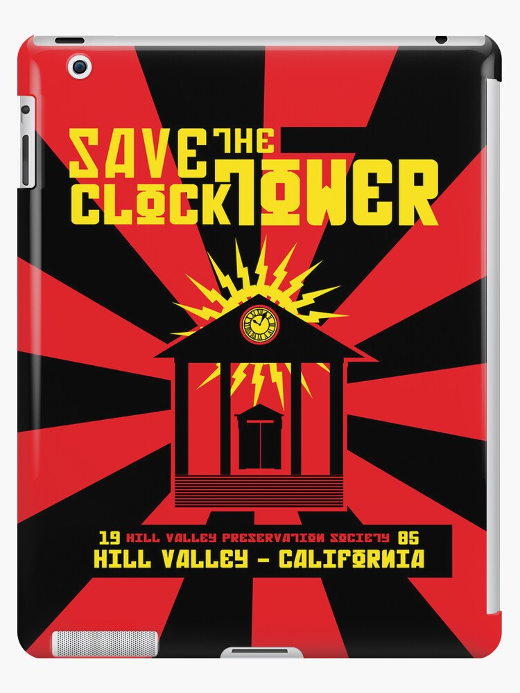Clocktower Propaganda by Joe Dugan