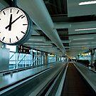 Departure Time 12:20 by Stuart Robertson Reynolds