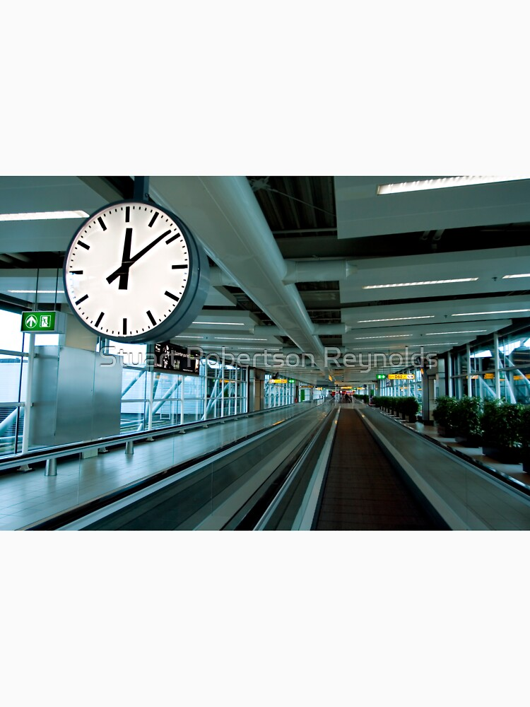 Departure Time 12:20 by Sparky2000