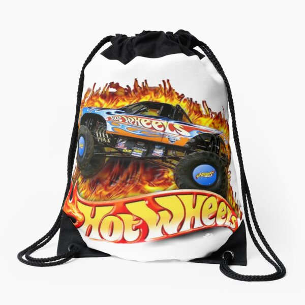 HOT WHEELS  Drawstring Bag