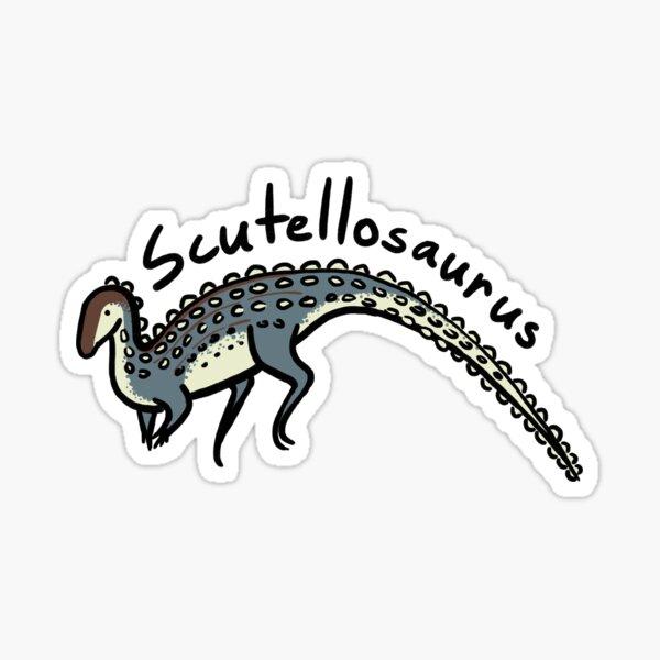 Cute Scutellosaurus Sticker